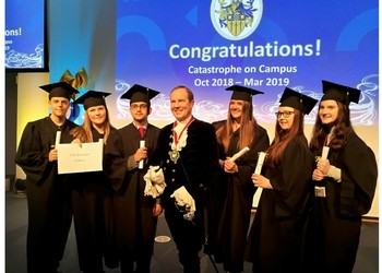 University of Surrey Year 10 Graduation