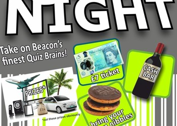 The Beacon School's Quiz Night - 26th September 2019