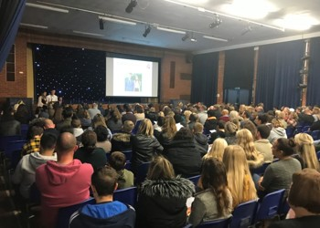 Successful Sixth Form Open Evening 2019