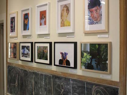 Making Marks Exhibition - Photos by Stephen Beeny