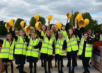 Reaching new heights at the Blackheath High Topping Out Ceremony