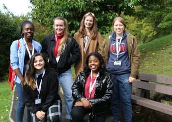 Head Girl team put through their paces at GDST Young Leaders' Conference