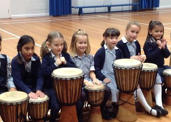 African drumming workshops for Black History Month