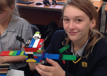 Lego Club comes to Blackheath High!