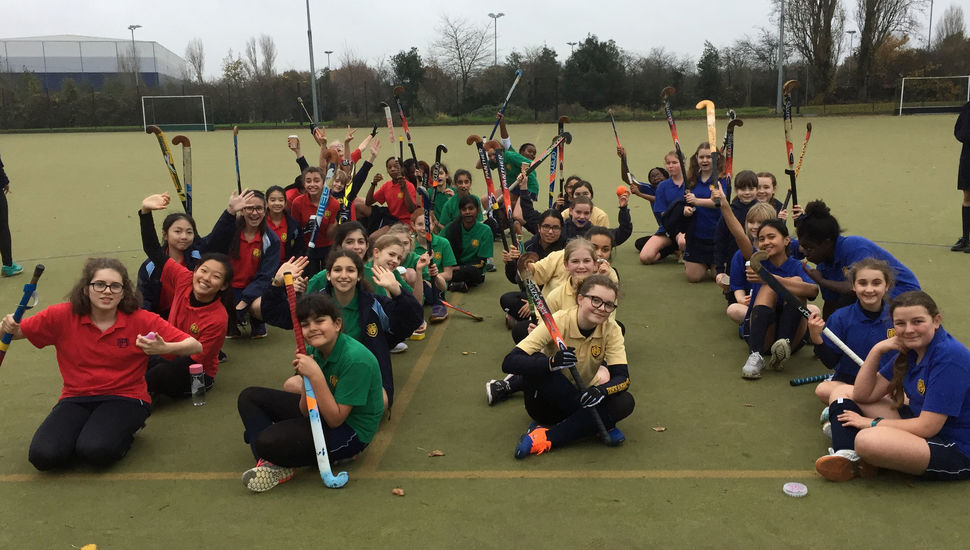 Year 8 Interhouse Hockey Tournament - The results!