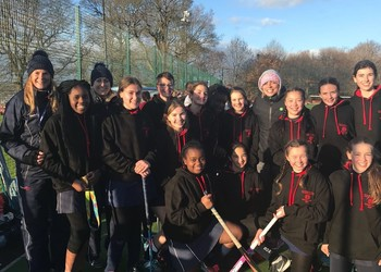 Raising our game at the GDST hockey weekend