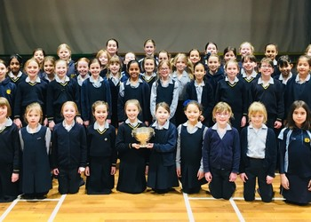 Juniors win at Bromley Music Festival