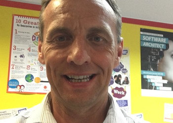 60 seconds with Mr D Nott, Director of IT and Computer Science teacher