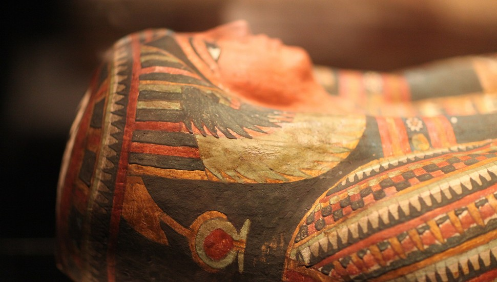 Hunting for mummies at The British Museum