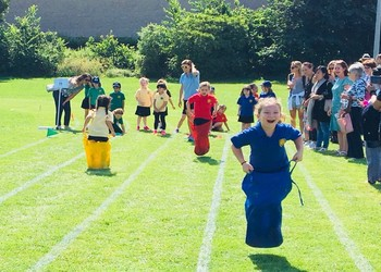 Early Years excel at Sports Day
