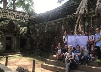 Travelling: Cambodia and Laos 2018