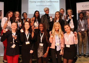 Inspiration for our girls: Young Leaders Conference 2018