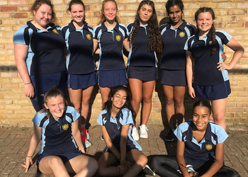 U16 Kent County Netball tournament