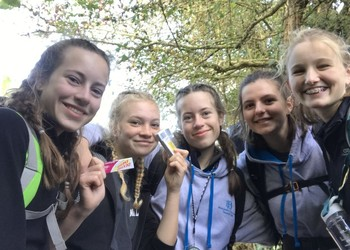 Duke of Edinburgh's Award 2018