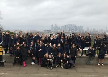 Blackheath High School Great African Welly Walk 2019