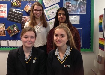 60 Seconds with Blackheath High School Peer Mentors