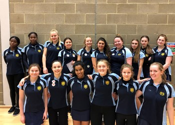 Netball stars doing Blackheath High School proud in Greenwich School Tournament
