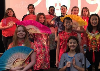 Celebrating Chinese New Year 2019 at Blackheath High School