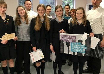 Blackheath High School achieves Plastic Free Schools Status