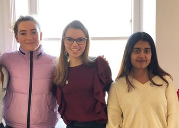 Introducing Our New Head Girl Team