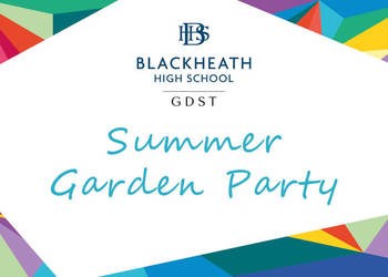 Welcoming back Alumnae to our Blackheath High School Summer Garden Party on 4 July 2019