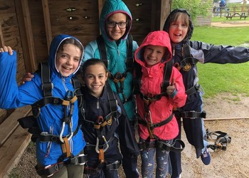A thrilling PGL experience for Year 5