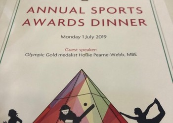 Celebrating Blackheath High School sporting success