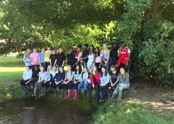 Geography trip to Juniper Hall