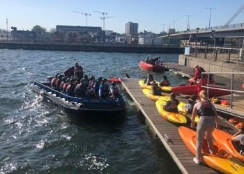 Year 10 & 11 Water Sports Morning