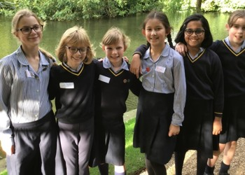 Special girls chosen for GDST Maths Conference