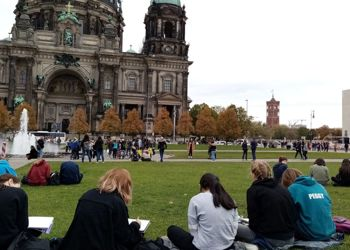 Art + History trip to Berlin: October 18-21 2019