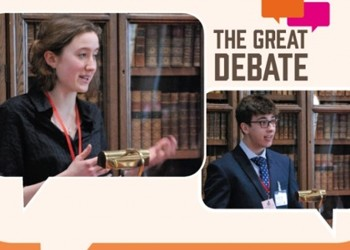 Insightful experience had at the Historical Association Great Debate