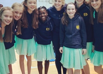Judges wowed by Blackheath High dancers