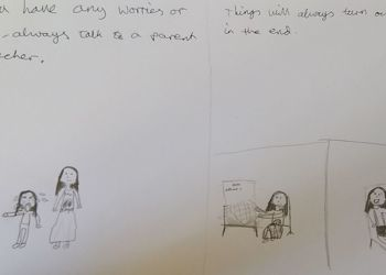Guided Home Learning Comic 2: The misadventures of remote learning