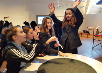 Year 8 Science Museum Trip