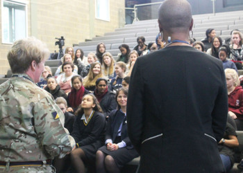 Wollstonecraft Lecture - Women in the Army