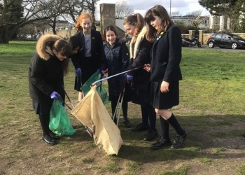 Blackheath High School gains Eco-School's Green Flag