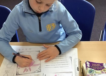 Year 3 learn French vocabulary with other GDST schools