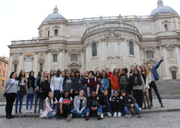 Art and Religious Studies Rome Trip