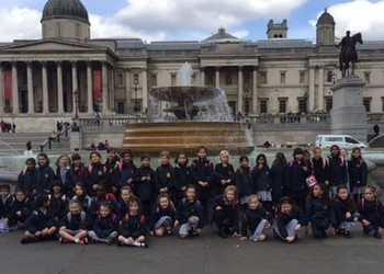 Year 2 visit The National Gallery