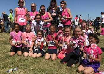 Juniors Race for Life
