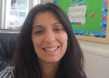 60 seconds with Mrs M Karakosta, Year 2 Teacher and Junior School Librarian