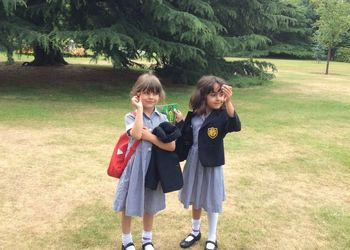 Year 1 end of term picnic