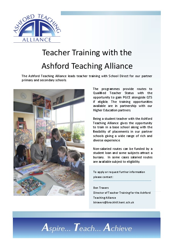 Flyer   Teacher Training School Direct (1)