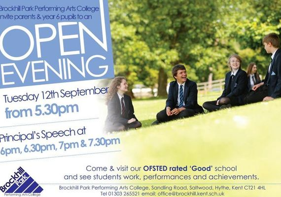 Open Evening for prospective Year 6 students