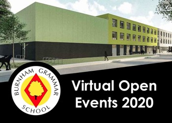 BGS Virtual Open Events 2020