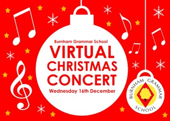 BGS Virtual Christmas Music Concert 2020