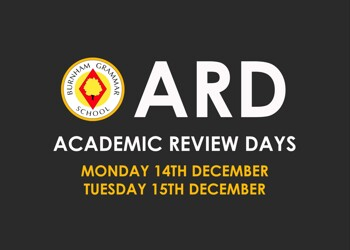 Academic Review Days : Information for Parents