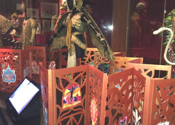 BGS art is exhibited at the V&A Museum