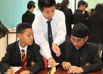 Visiting Japan in Wexham!